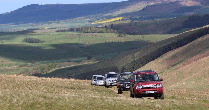 Northumberland South of the Border (Relaxed & Scenic) Tour