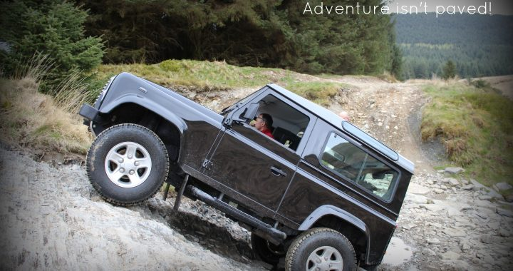 Wales Trails 3 Day Adventure Tour